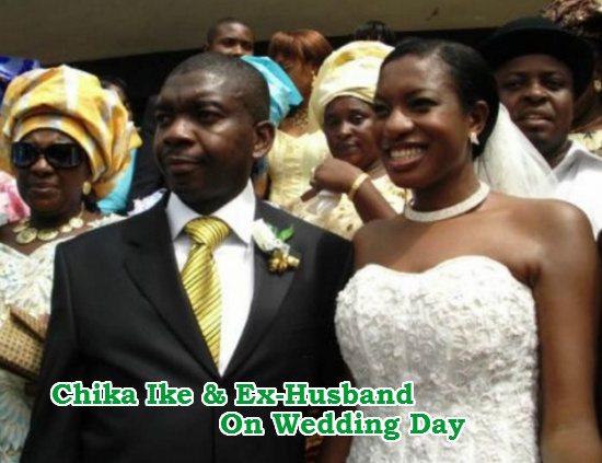 chika ike marriage