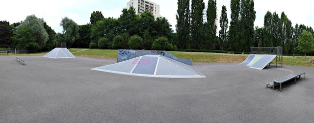 Skatepark Verrières