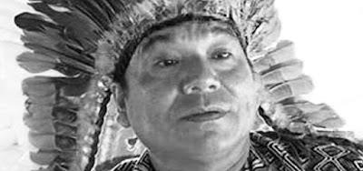 Líder Siã Kaxinawá-7