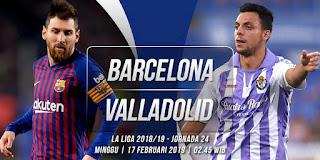 اون لاين مشاهدة مباراة برشلونة وبلد الوليد بث مباشر اليوم 16-2-2019 الدوري الاسباني اليوم بدون تقطيع