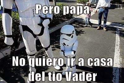 Hijo Storm Trooper