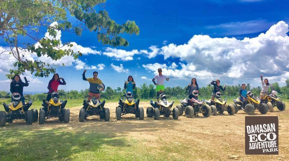 Danasan Eco Park – Test Your Adventurous Side Danao City Cebu atv adventure