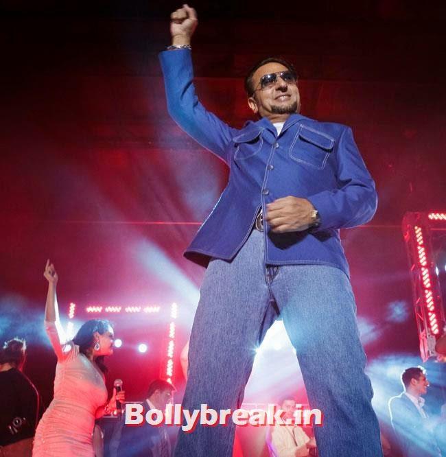 Gulshan Grover, IIFA Awards 2014 Pics