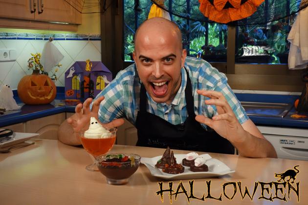 ideas para Halloween recetas saladas, postres y decoraciones comestibles
