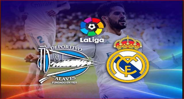 موعد مباراة ريال مدريد وديبورتيفو ألافيس اليوم24/2/2018 رابط مشاهدة مباراة ريال مدريد وديبورتيفو ألافيس بث مباشر اون لاين جودة