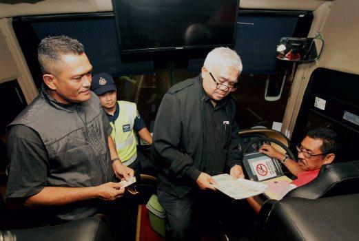 Beribu Saman SPAD Telah Keluarkan Di Johor?