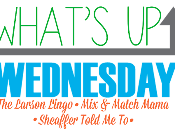 What's Up Wednesday {10/31/18}