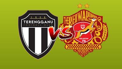 Live Streaming Terengganu II vs Kelantan Liga Premier 25.5.2019