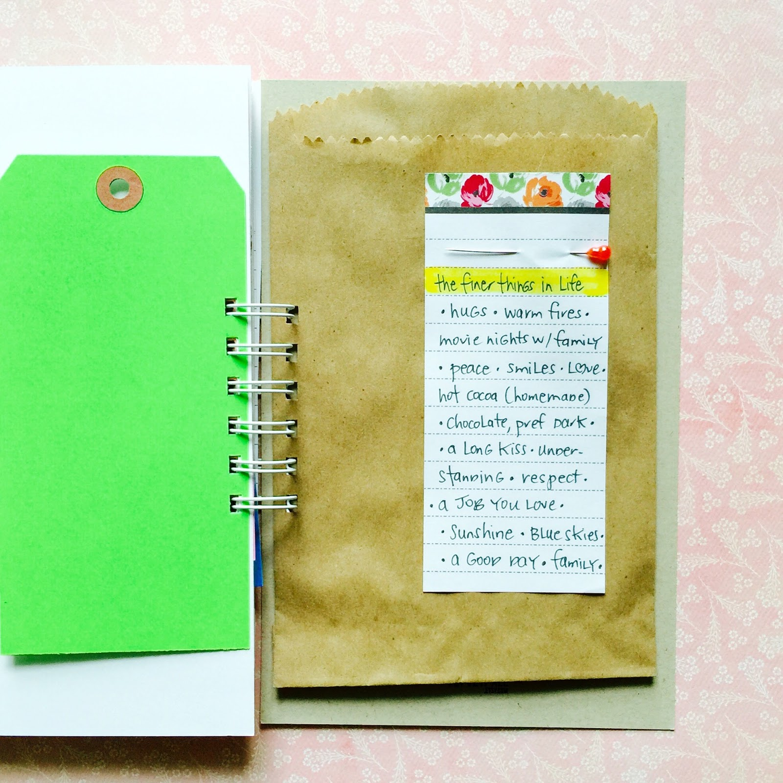 #scrapbook #lists #listersgottalist #mini album #mini #book #challenge