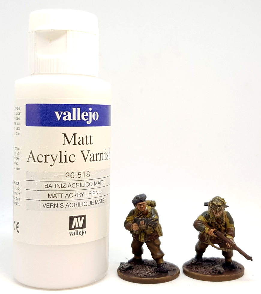 How To Use Army Painter Matt Varnish Paint On
