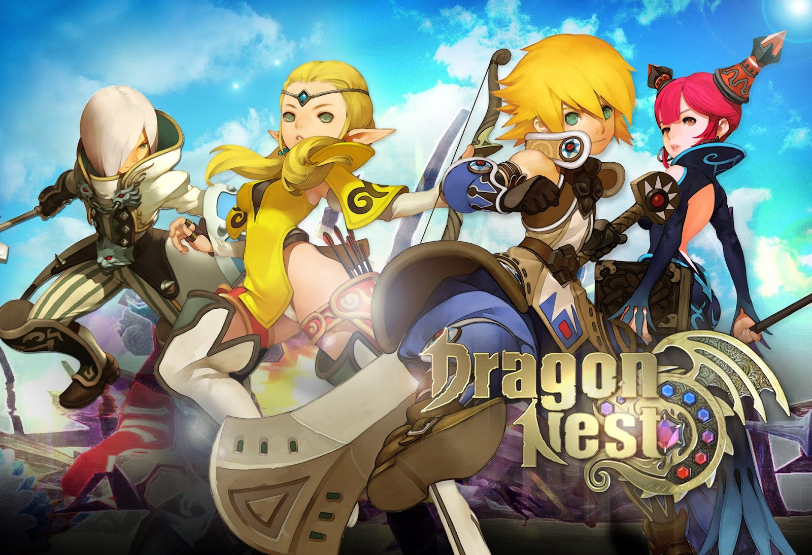 Free Download Dragon Nest Offline + Patch English