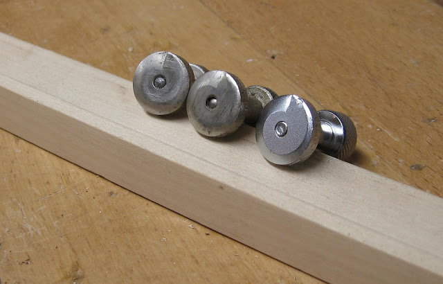 Schränkzangen Feintuning 2 - pimp my saw set part 2