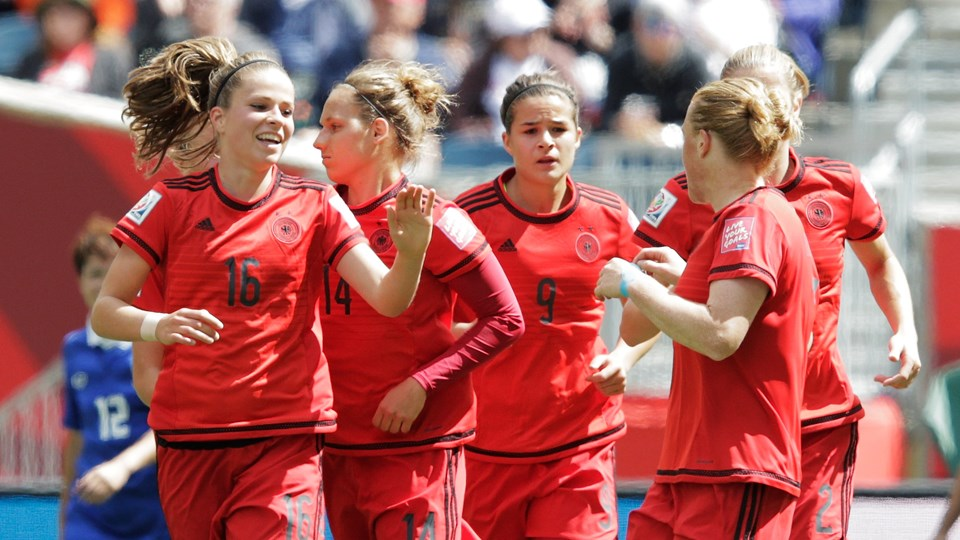 Alemanha e Noruega se classificam para as oitavas de final da Copa do Mundo  de Futebol Feminino  059ddf3a88bc0