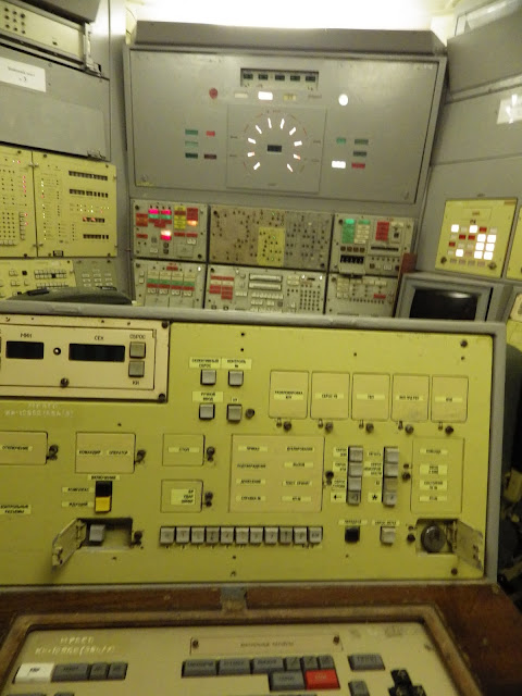 Pushing the button. Inside a Soviet Nuclear Missile Base