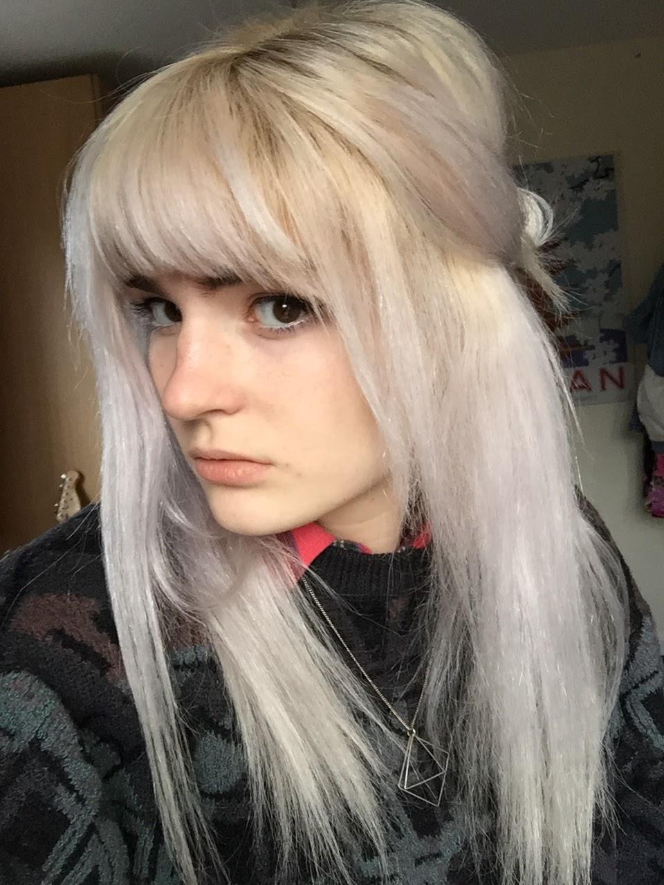 The best grey hair dye?! Makki Professional Hair Colouring ...