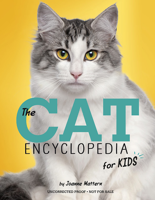 The Cat Encyclopedia for Kids, by Joanne Mattern