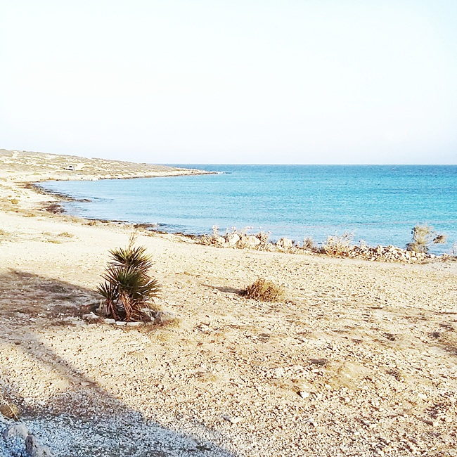 Pori beach Koufonisia island
