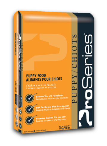 Woof Woof Dog Food Supplier Proseries Puppy