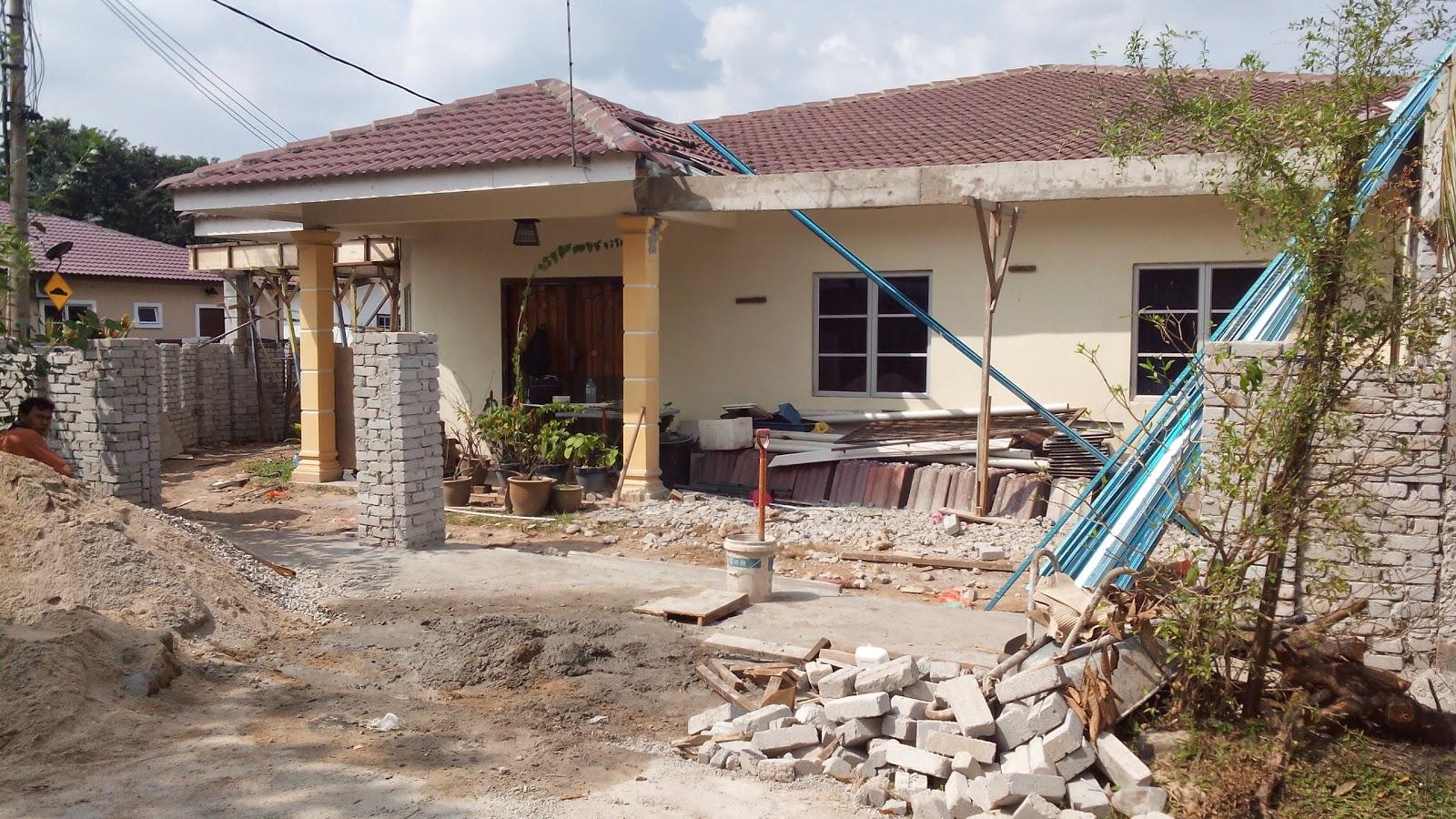 Mrs Jay S Blog Renovate Pagar Rumah