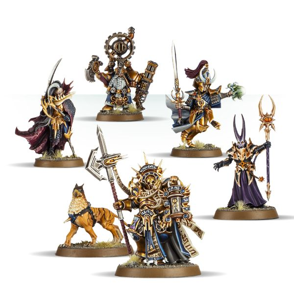 Games Workshop: New Warhammer Quest Shadows Over Hammerhal