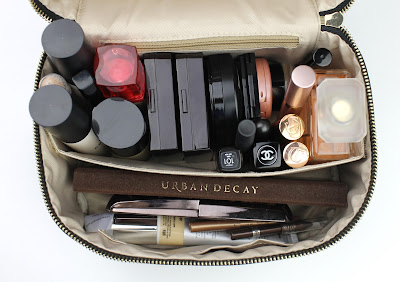 My Makeup Travel Bag Witchery Anita Cosmetic Bag review