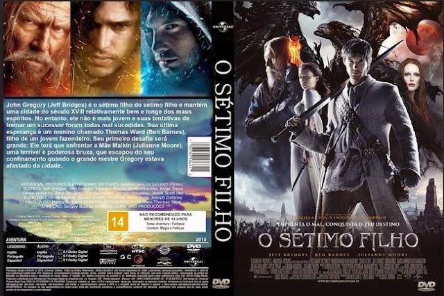 Baixar - O Sétimo Filho - 2015 Dublado Via Torrent