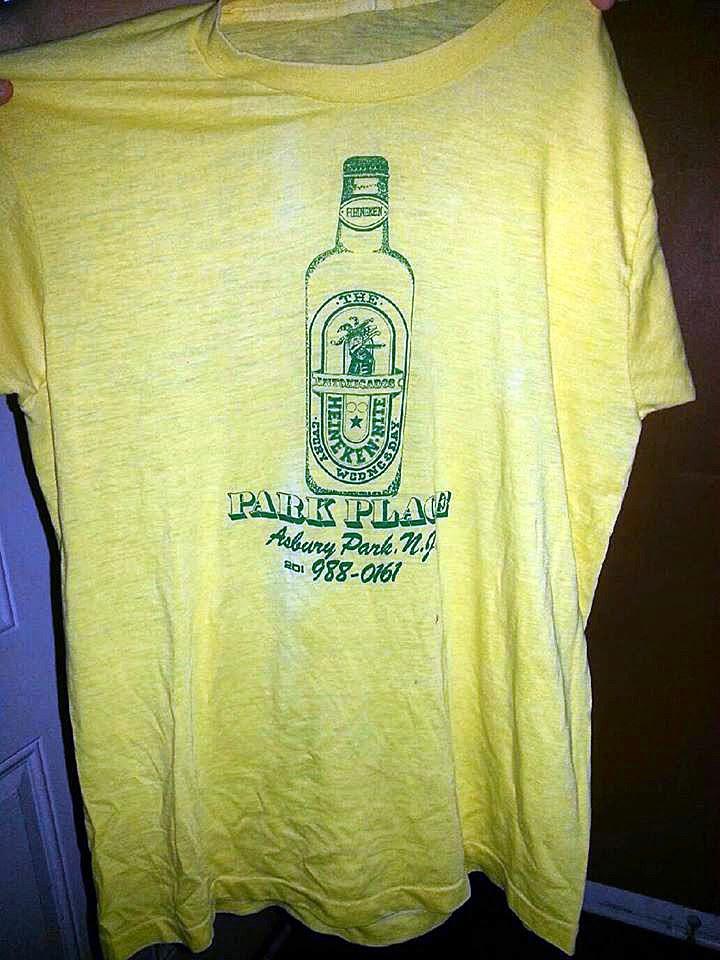 Park Place t-shirt