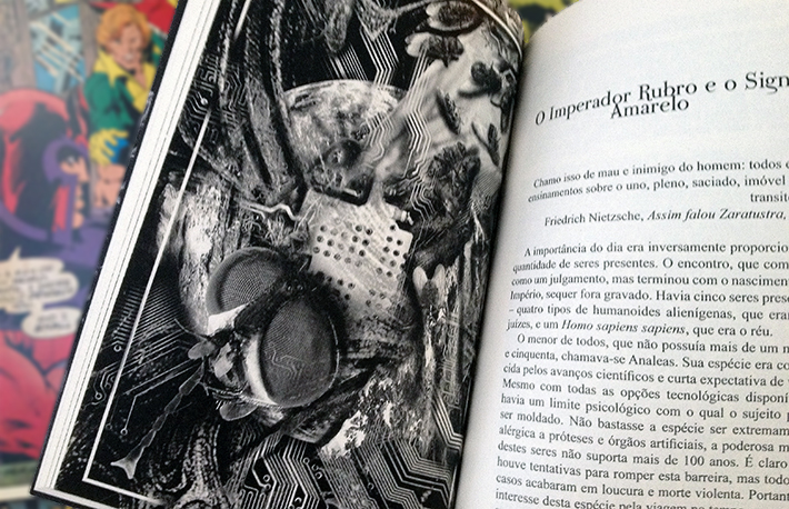 Resenha do livro O Mosaico e Outras Histórias, de Nikolai Streisky e ilustrações de Pietro Luigi