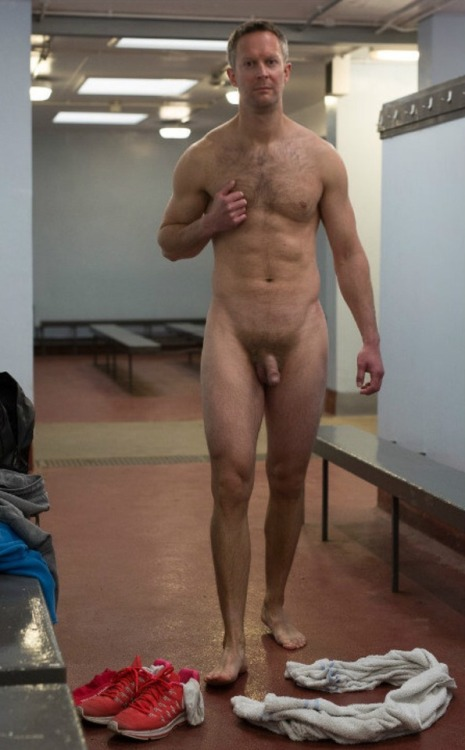 My Own Private Locker Room Tall Daddy Naked In Locker Room