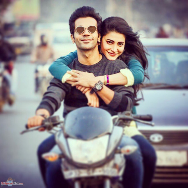 Shruti Haasan, Rajkummar Rao Hindi movie Behen Hogi Teri 2017 wiki, full star-cast, Release date, Actor, actress, Song name, photo, poster, trailer, wallpaper
