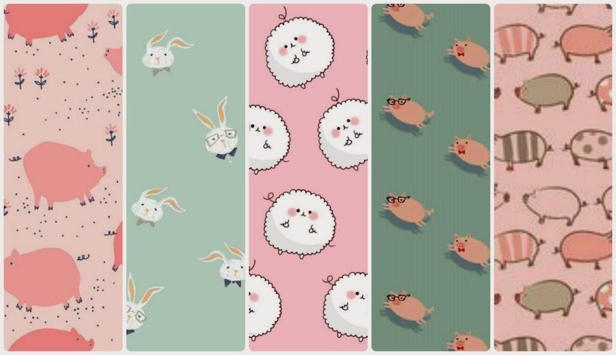fondos de pantalla whatsapp wallpaper cerditos ovejitas y conejos piggy with glasses wallpaper whatsapp iphone android free