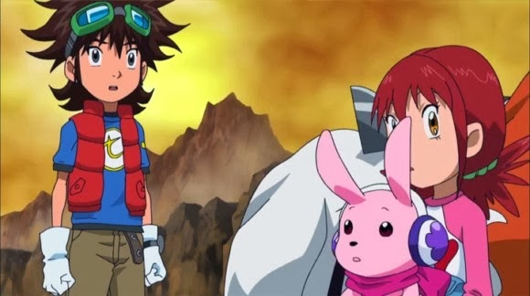 Digital-Ranger's Blog: Digimon Fusion Episode 7