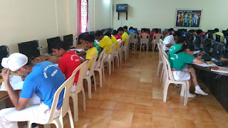 Aptitude Testing by Career Nurturer Counselling at Army Public School Mumbai