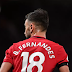 Man Utd midfielder, Fernandes compared to Eric Cantona