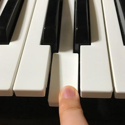 M-AUDIOキーボード鍵盤写真