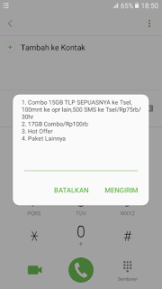 trik mendapatkan kuota internet murah telkomsel tanpa kode rahahsia