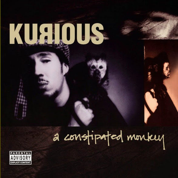 Kurious - A Constipated Monkey Cover