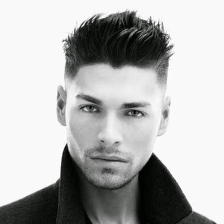 Short Haircuts For Fine Hair Men 76