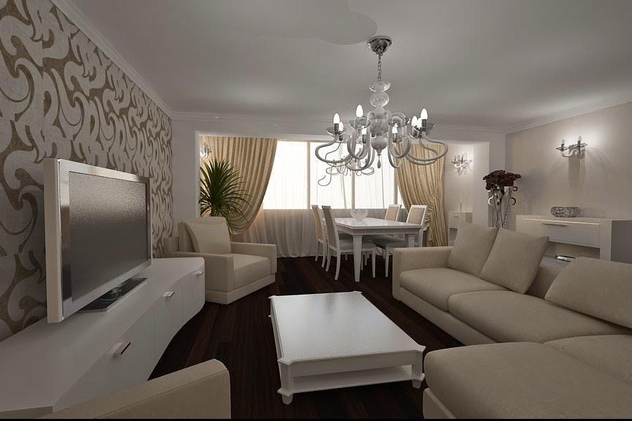 Design - interior - living | Portofoliu lucrari design interior - case - vile - la cheie | Design interior - pret - casa - moderna - clasica - Bucuresti - Constanta - Brasov - Pitesti - Ploiesti - Cluj - Galati