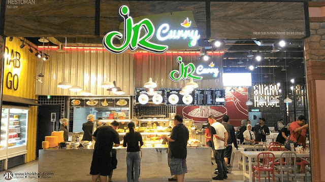 JR Curry, Sky Avenue, Genting Highlands,