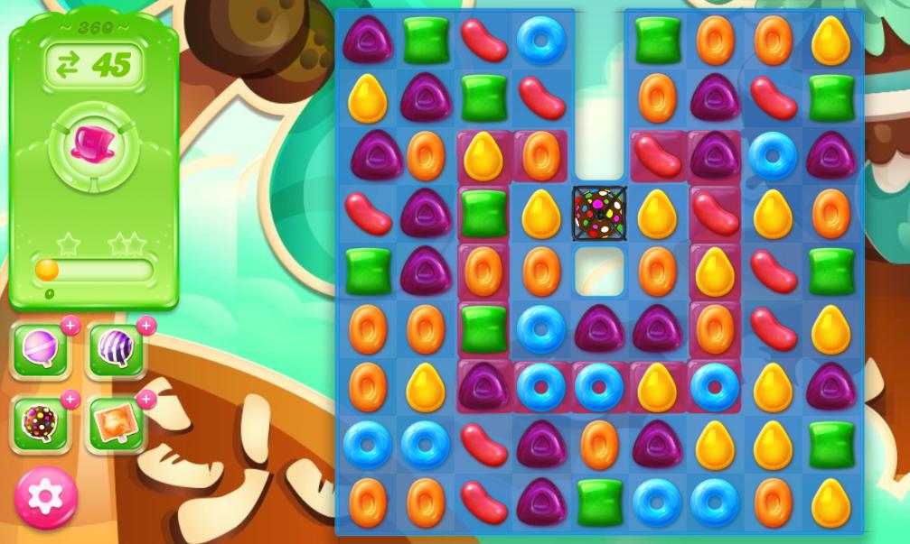 Candy Crush Jelly Saga 360