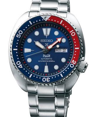 """SEIKO Prospex Automatic Diver """"Pepsi"""""""