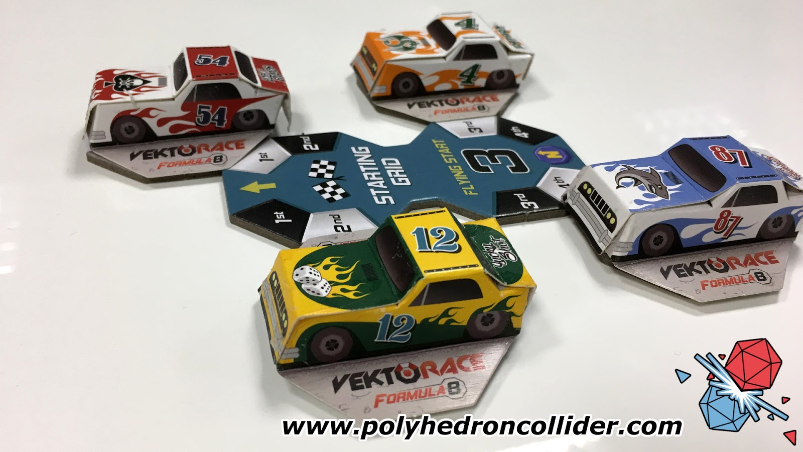 Review Roundup - Good Cop Bad Cop, Vektorace Formula 8, Doodle Rush, Krowdfunder and Doomsday Bots