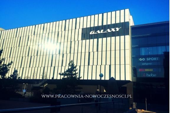 centrum handlowe Szczecin