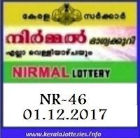 Nirmal (NR-46) ON DECEMBER 01, 2017