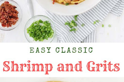 Easy Classic Shrimp and Grits