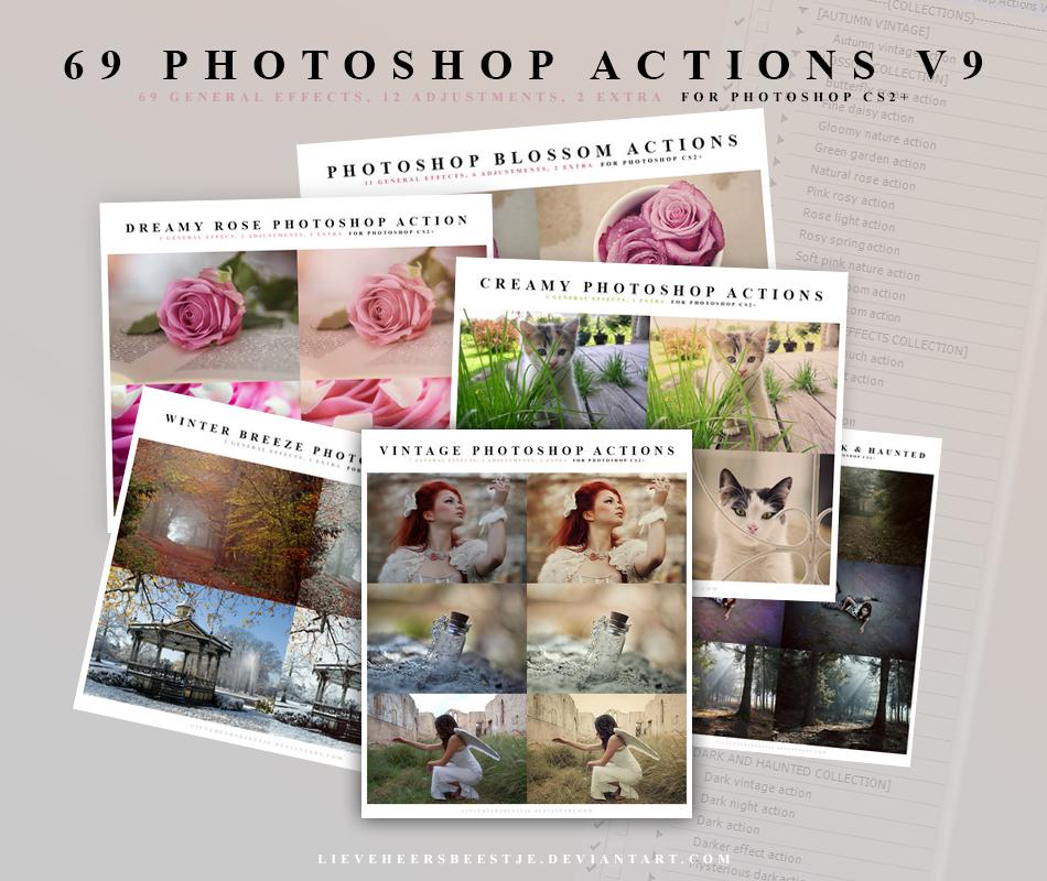 69 Actions Gratis Untuk Mempercantik Tampilan Photo
