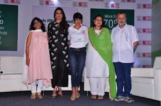 Actress Tabu Latest Pictures at Ariel Debate on Womens Day 2016 0014