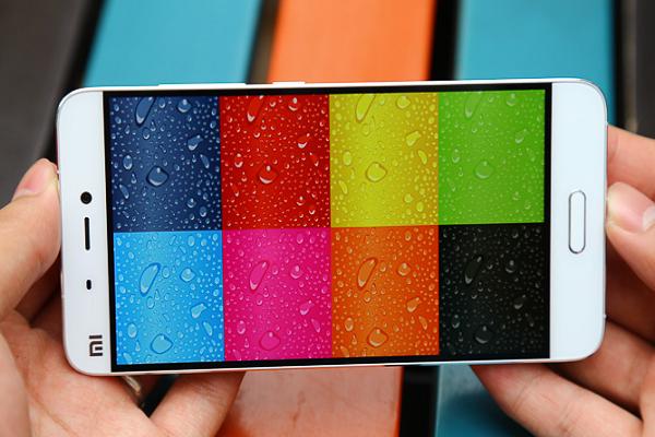 mua Xiaomi Mi5 tại tphcm