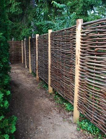 gard nuiele rachita design gard rustic impletituri nuiele panouri pentru gard din nuiele